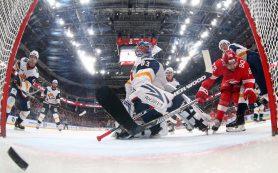 Столичный «Спартак» обеспечил себе место в плей-офф Кубка Гагарина