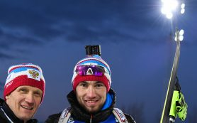 Определен состав сборной России на чемпионат мира по биатлону