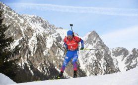Логинов завоевал «бронзу» в гонке преследования на чемпионате мира