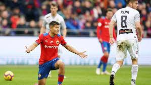 ЦСКА не смог обыграть «Уфу» в матче Премьер-лиги