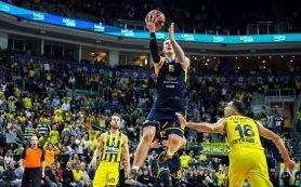 «Химки» сыграют с турецким «Фенербахче» в баскетбольной Евролиге