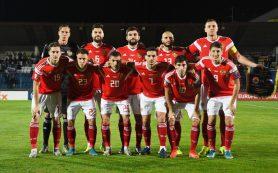 Определен календарь игр сборной России в Лиге наций
