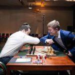 Чемпион мира Магнус Карлсен вызвал своих ближайших соперников к виртуальной доске