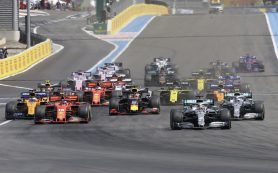 Гран-при Франции «Формулы-1» отменен