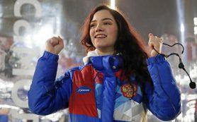 Фигуристка Евгения Медведева будет послом сборной в Токио