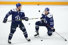 Самым ценным игроком сезона КХЛ 2019/20 признан нападающий московского «Динамо» Дмитрий Яшкин
