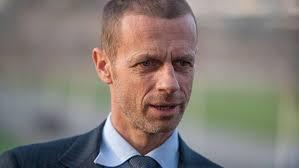Глава УЕФА: у нас есть конкретный план завершения европейского сезона