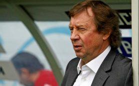 ФК «Локомотив» объявил об уходе Семина и назначении Николича