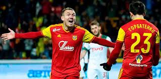 Футболист «Арсенала» Луценко установил рекорд ЧР по числу голов головой