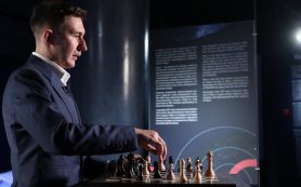 Шахматист Карякин сыграл вничью с членами МКС