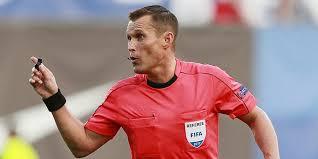 Арбитр Безбородов установил рекорд по количеству матчей в РПЛ