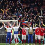 Сборная России по футболу проведет домашние матчи Лиги наций в Москве