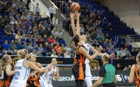 Состоялась жеребьевка женского Кубка России 2020/21 по баскетболу