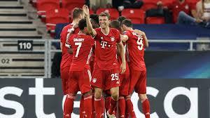 «Бавария» победила «Севилью» и завоевала Суперкубок УЕФА