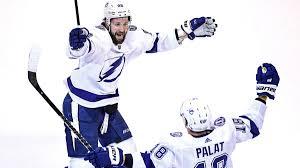 Кучеров вышел на 10-е место по очкам в плей-офф НХЛ среди россиян
