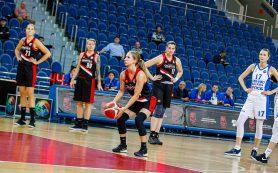 Известны полуфиналисты женского Кубка России по баскетболу