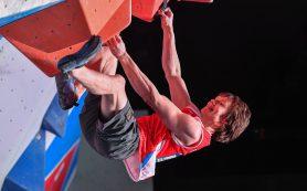 Российские скалолазы выявили лучших в олимпийской дисциплине