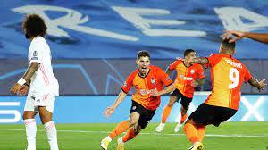 Донецкий «Шахтер» победил на выезде «Реал» в матче Лиги чемпионов