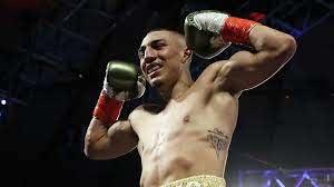 Липинец: не вижу проблем, что буду боксировать в один день с боем Хабиба