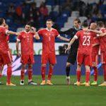 Сборная России сыграла вничью с венграми в Лиге наций