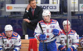 Главный тренер питерского СКА и сборной России вернулся к своим обязанностям после болезни