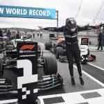 Хэмилтон выиграл Гран-при Португалии и превзошел рекорд Шумахера