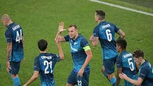 «Зенит» сыграл вничью с «Лацио» в матче Лиги чемпионов