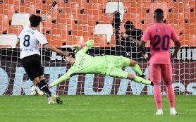 «Валенсия» с Черышевым разгромила «Реал» благодаря трем пенальти
