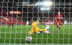 Итальянская «Аталанта» сенсационно победила на выезде «Ливерпуль»
