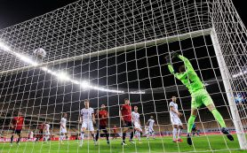 После двух подряд осечек Испания разгромила Германию со счетом 6:0 в Лиге наций