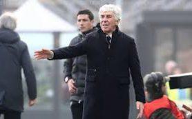 Гасперини может покинуть «Аталанту» после матча с «Аяксом»