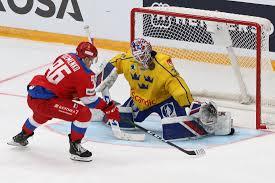 Сборная РФ по хоккею обыграла Швецию в стартовом матче Кубка Первого канала