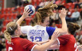 Стартует чемпионат Европы среди женских команд с участием России