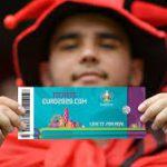 УЕФА разрешил передавать билеты на Евро третьим лицам в случае болезни