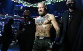 UFC отстранил Макгрегора на полгода после боя с Порье
