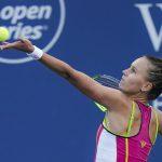 Теннисистка Кудерметова не смогла выиграть в финале турнира в Абу-Даби