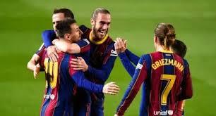«Барселона» одержала волевую победу над «Гранадой» в Кубке Испании