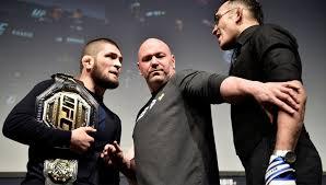 Глава UFC: Титул остается у Нурмагомедова, после встречи решим, как дальше