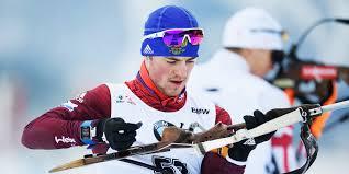 Елисеев стартует четвертым в спринте на чемпионате мира по биатлону