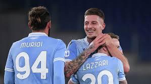 «Аталанта» проиграла «Лацио» в чемпионате Италии