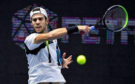 Хачанов: За последние три-четыре года интерес к теннису в России вырос