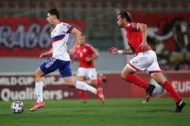 Сборная России обыграла Мальту в стартовом матче отбора ЧМ-2022