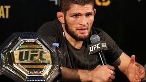 Хабиба Нурмагомедова исключили из всех рейтингов UFC