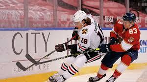 Передача Задорова помогла «Чикаго» победить «Флориду» в НХЛ