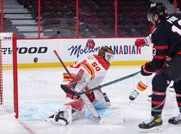 «Оттава» победила «Калгари» в матче НХЛ