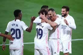Дубль Бензема помог «Реалу» разгромить «Кадис» в матче чемпионата Испании