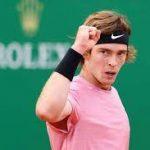 Рублев сыграет в четвертьфинале турнира в Монте-Карло с Надалем