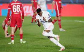 «Реал» обыграл «Ливерпуль» в матче плей-офф Лиги чемпионов