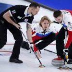 Российские керлингисты уступили швейцарцам в матче за бронзу ЧМ