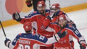 ЦСКА победил «Авангард» и сравнял счет в финальной серии Кубка Гагарина